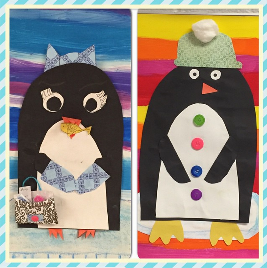 These penguins are way too cute!!!