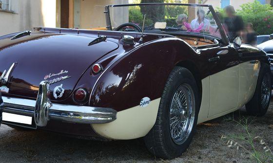 AUSTIN-HEALEY - BJ7 3000 - 1960