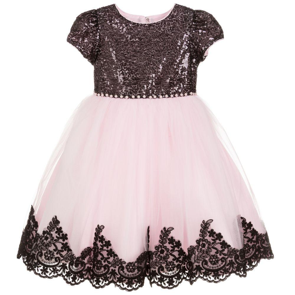 Romano Girls Black Skirt
