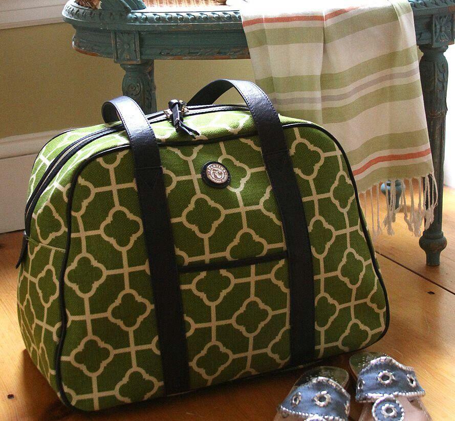 Spartina Weekender Bag