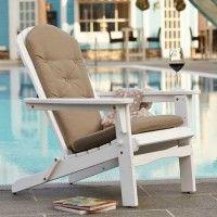 Bear chair bausatz  Polster-Auflage für Long Island Beach Chair und Bear Chair - Taupe ...