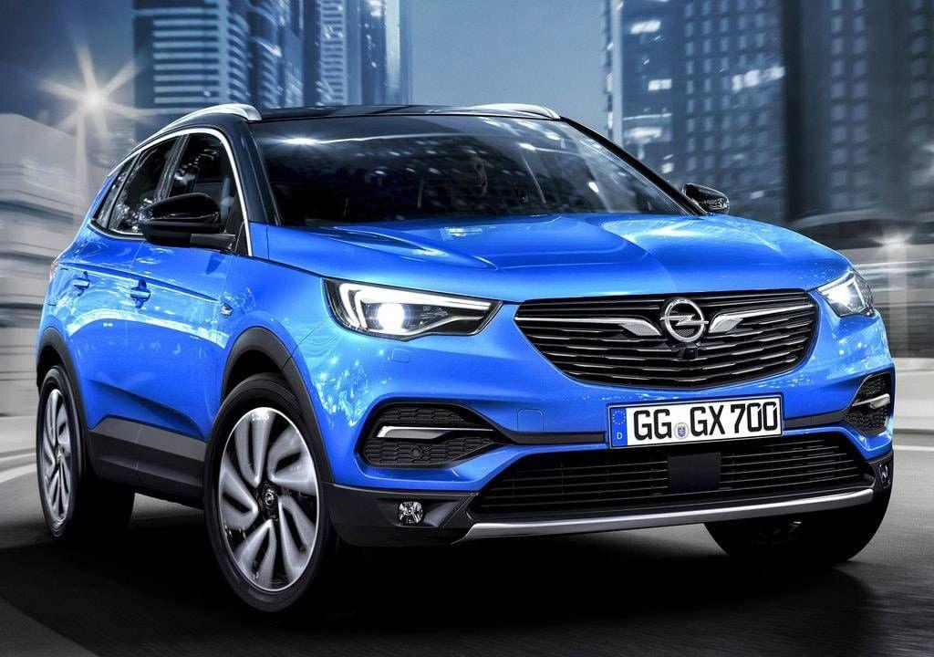 2020 Opel Grandland X Hybrid4 Top Speed Opel Suv Toyota Rav4 Hybrid