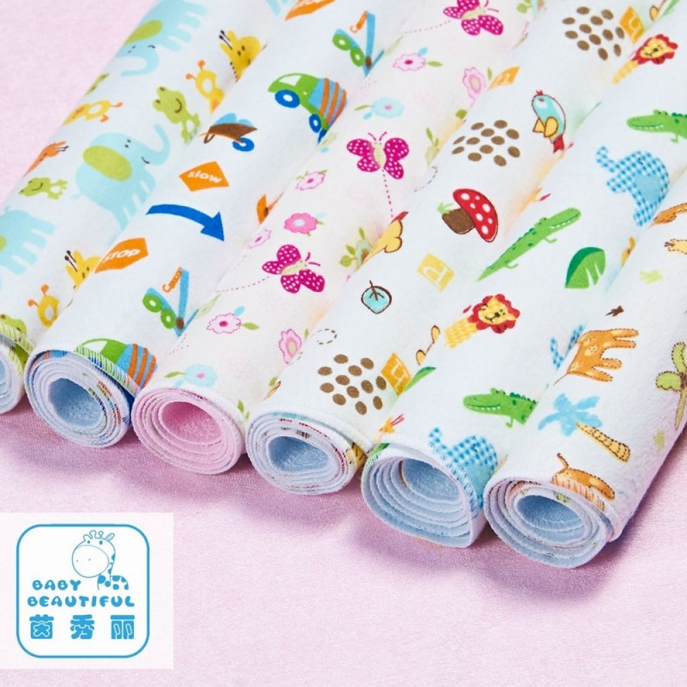 Hot Sales 50x70cm Baby Infant Waterproof Urine Bed Mat