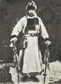 Шаман. Из фондов Иркутского областного краеведческого музея