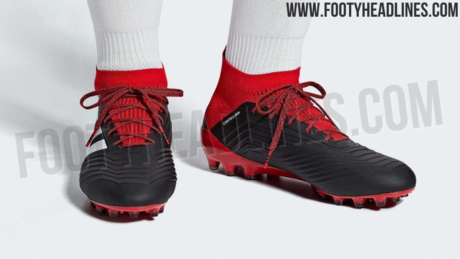 premium selection 4d730 0089e Stunning  Team Mode  Adidas Predator 2018-2019 Boots Leaked - Footy  Headlines