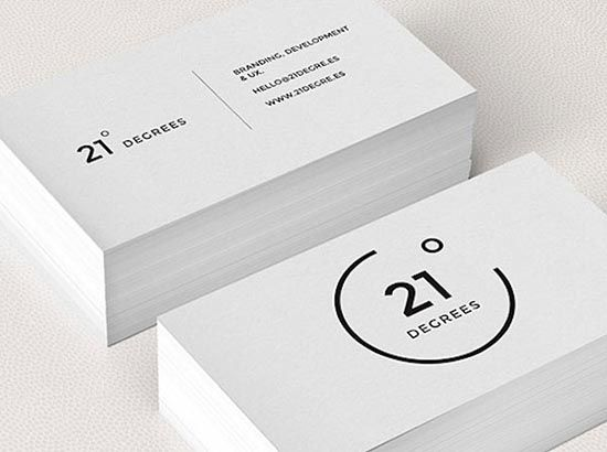 45 best minimalist business cards design template inspiration 45 best minimalist business cards design template inspiration reheart Gallery