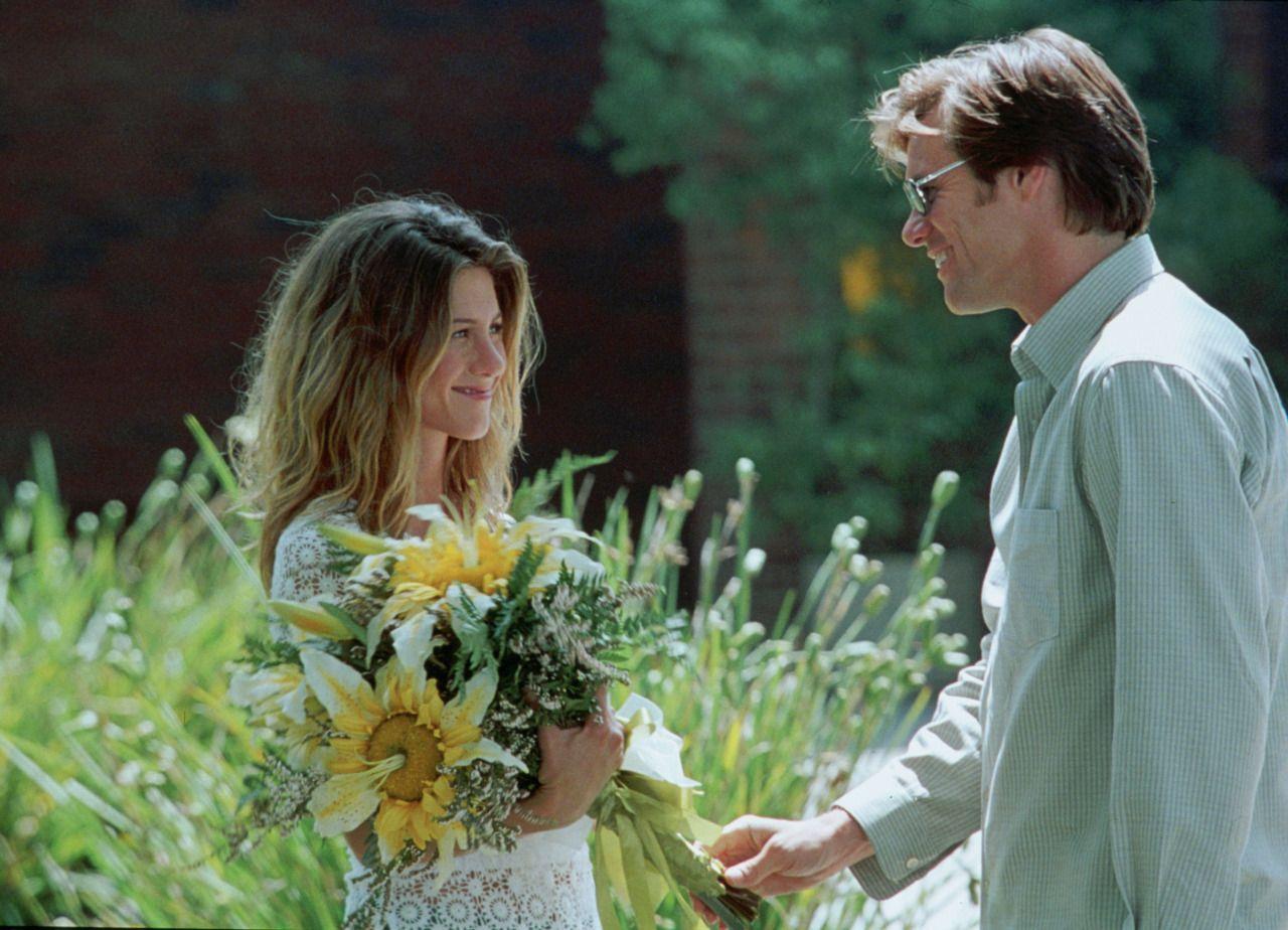 Jennifer Aniston As Grace Connelly Bruce Almighty Jennifer Aniston Jim Carrey Jennifer