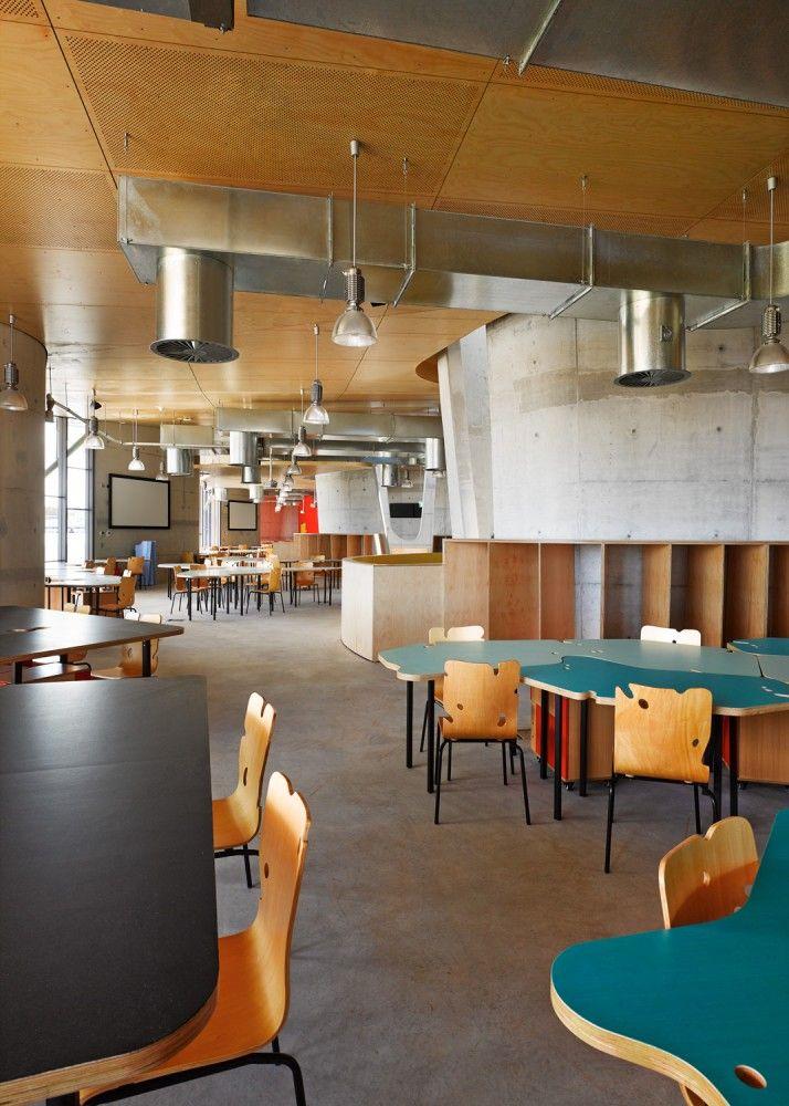 Gallery of abedian school of architecture crab studio for Escuela de decoracion de interiores