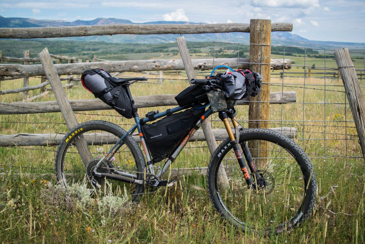 Bikepacking 200 Miles On Niner S New Sir 9 Steel Hardtail A Review