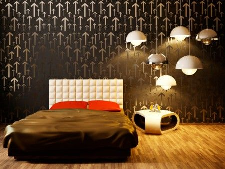 A Riot Of Colors: Fabulous Bedroom Wall Painting Ideas
