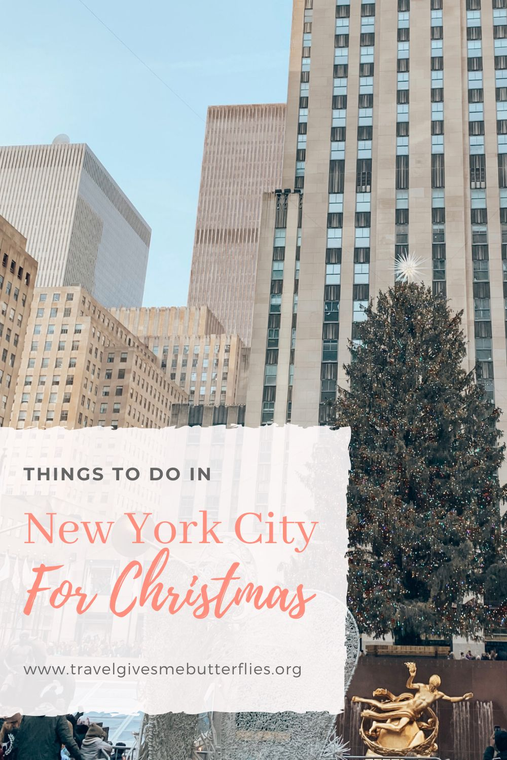 5 Things To Do In NYC For Christmas Holidays That You Can