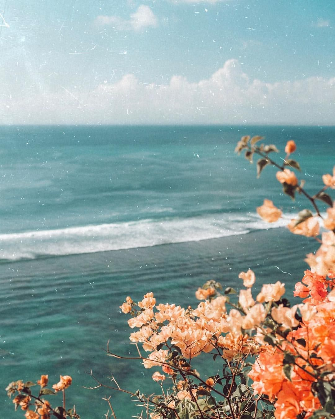 Aesthetic Beach Wallpaper Landscape