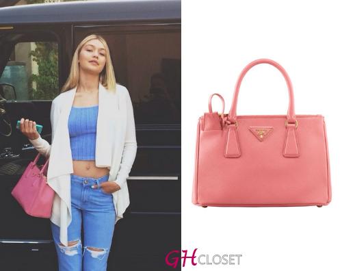 fafba96d2e3e A pink prada bag. | All I want for _ is ... | Pink prada bag, Prada ...