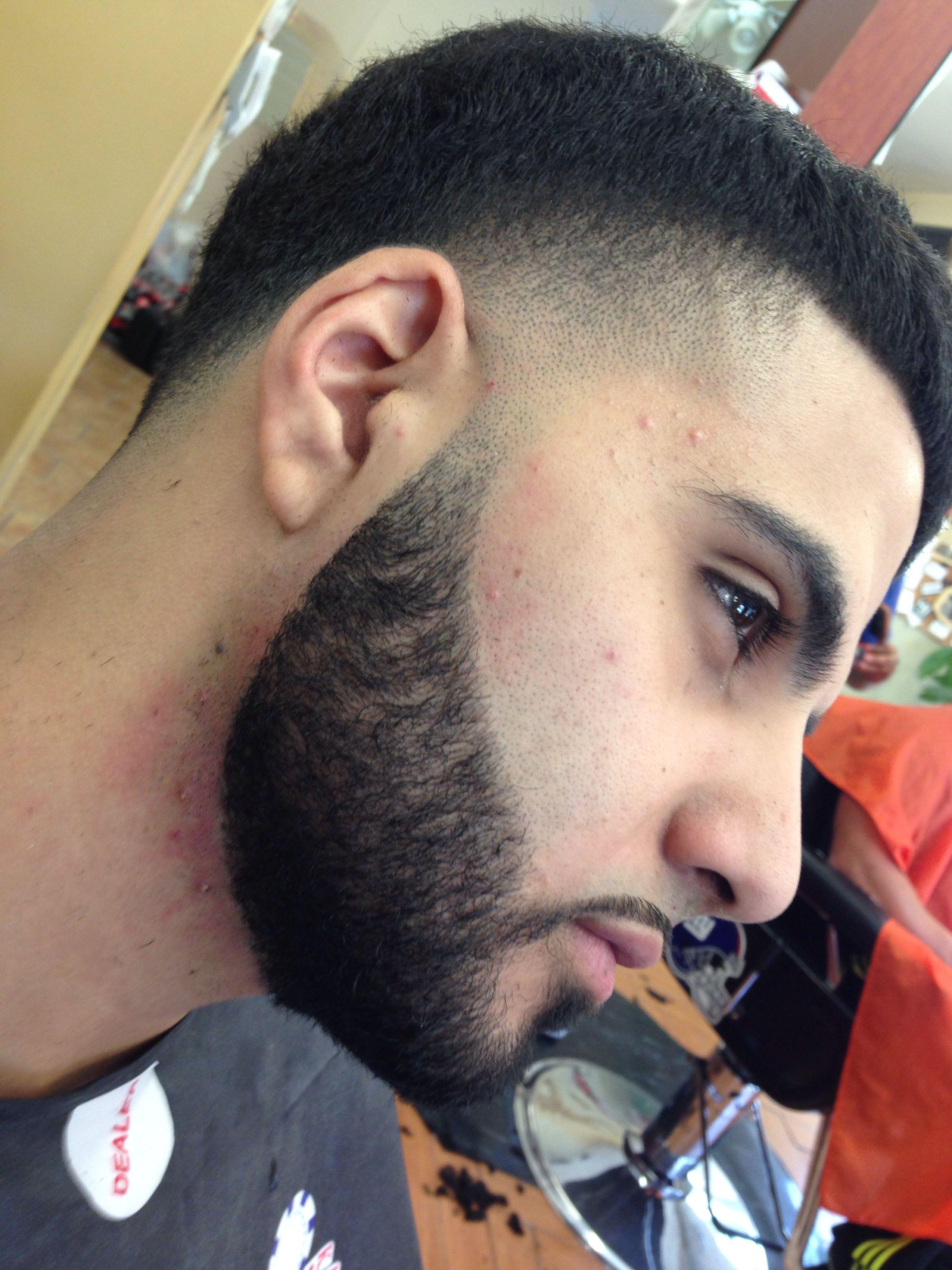 Full Beard Blend Into The Skin Bold Tape Up Dannys Barber Life