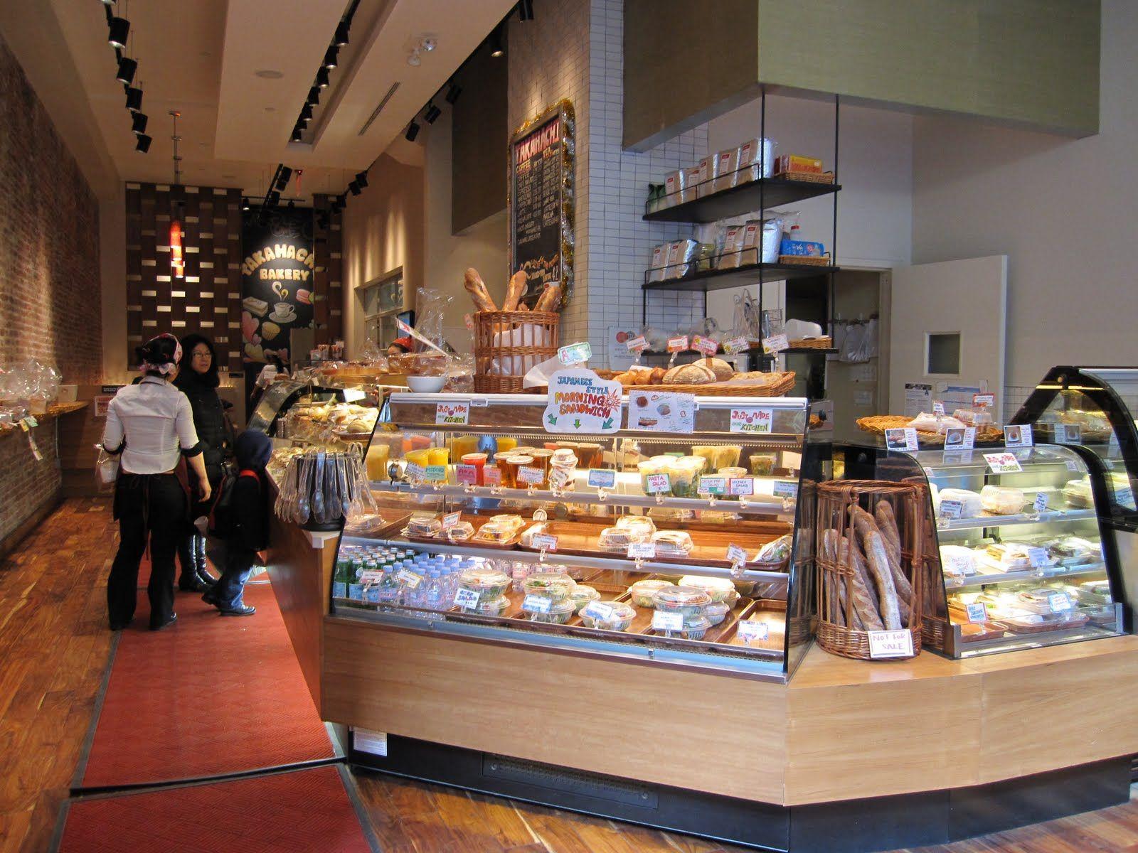 takahachi bakery, manhattan Bakery new york, Interior, Dwell