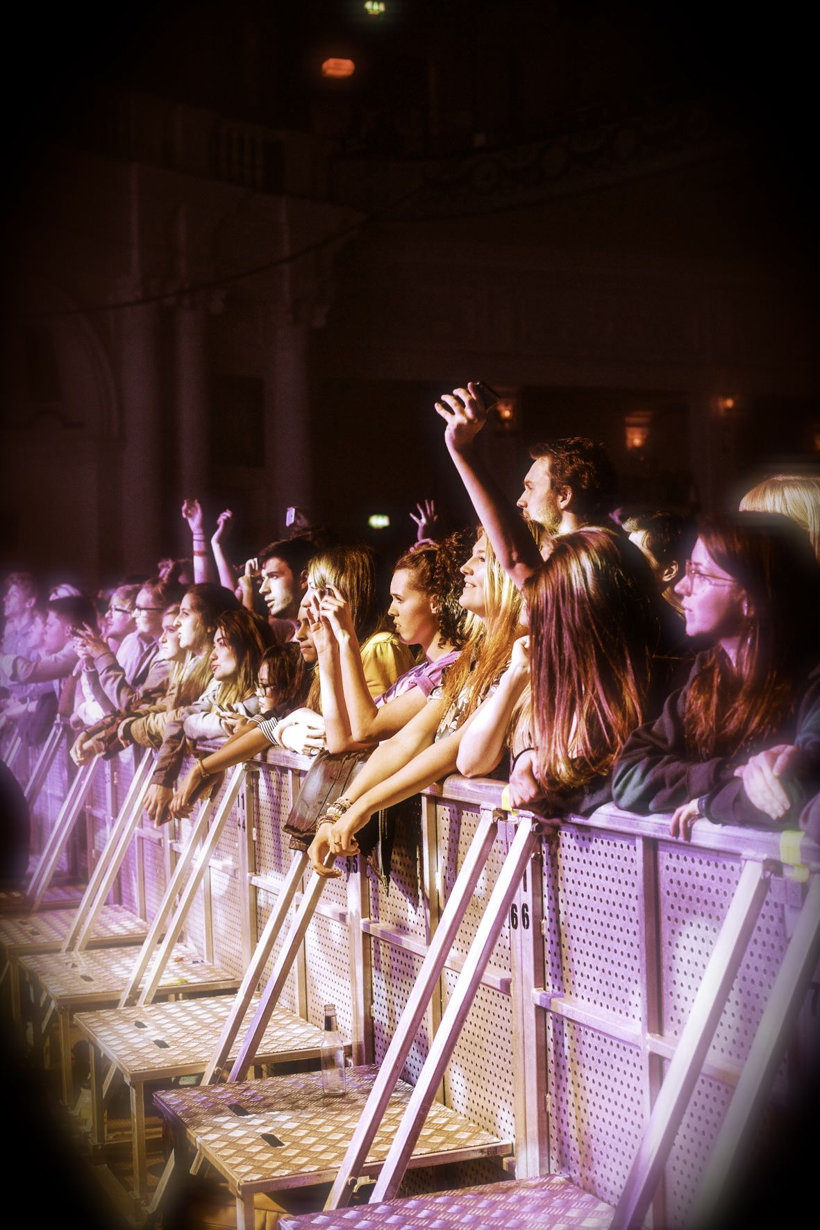 Tickets to the new front row? #soundhalo #unleashinglive