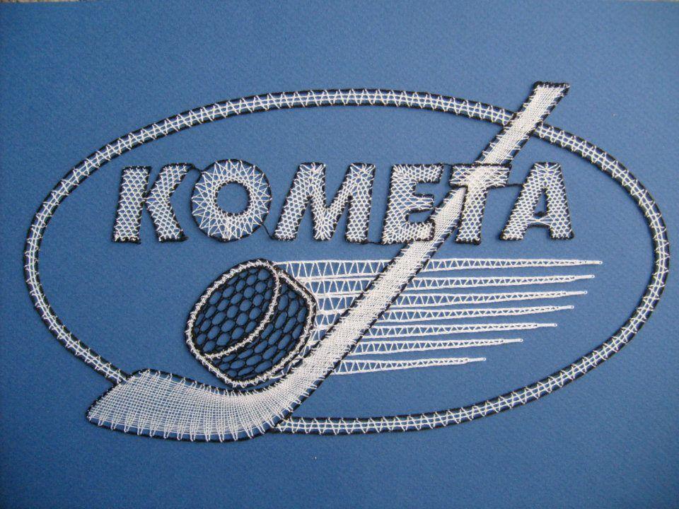 <span>Paličkované logo - Kometa (na objednávku) | <a…