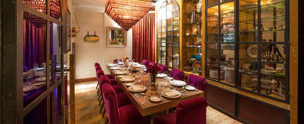 Il Buco Private Dining  Google Search  Cs_Private Dining Interesting Private Dining Room Nyc Design Ideas
