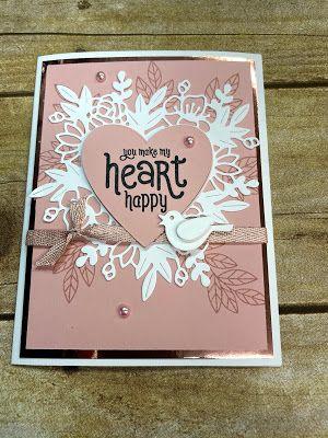 Always In My Heart Card