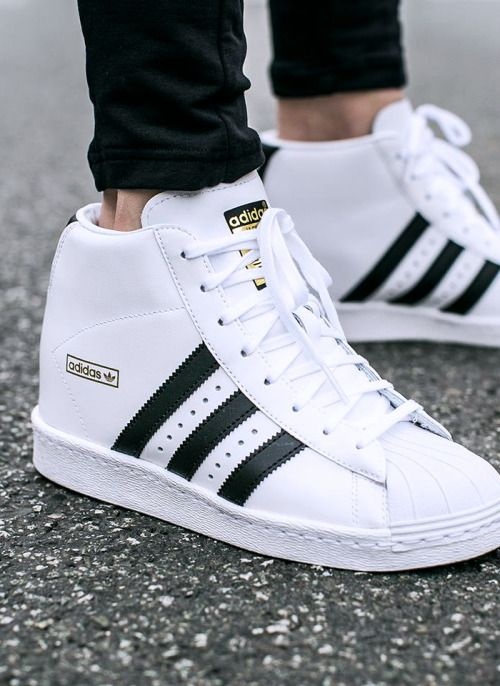 Adidas Originals Superstar Up | Sapatos adidas, Tênis