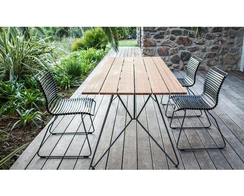 Click Dining Stuhl In 2020 Terassenideen Aussenmobel Tische Im Freien