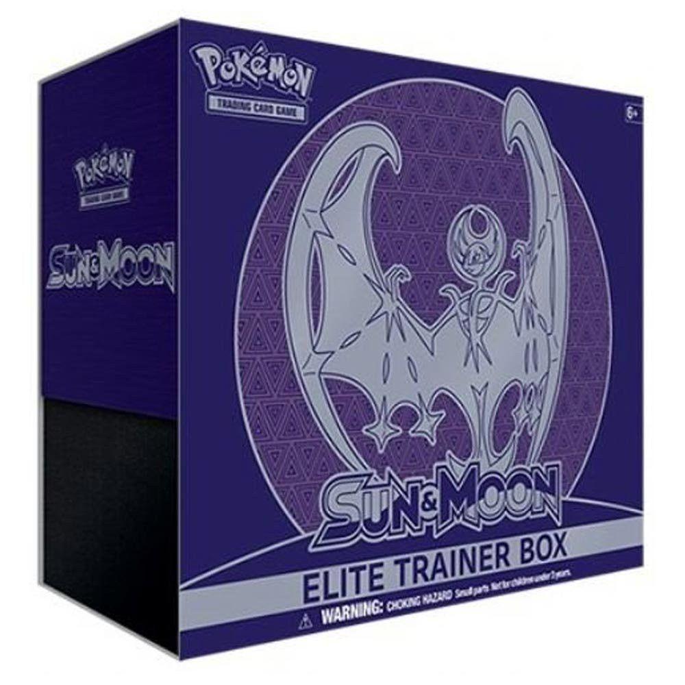 Pokemon TCG Sun & Moon Elite Trainer BoxLunala (Release
