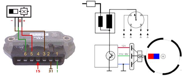 Ignition    System with    Hall       Effect    Sender   Kiril Mucevski   LinkedIn   ENGINES      Ignition    system