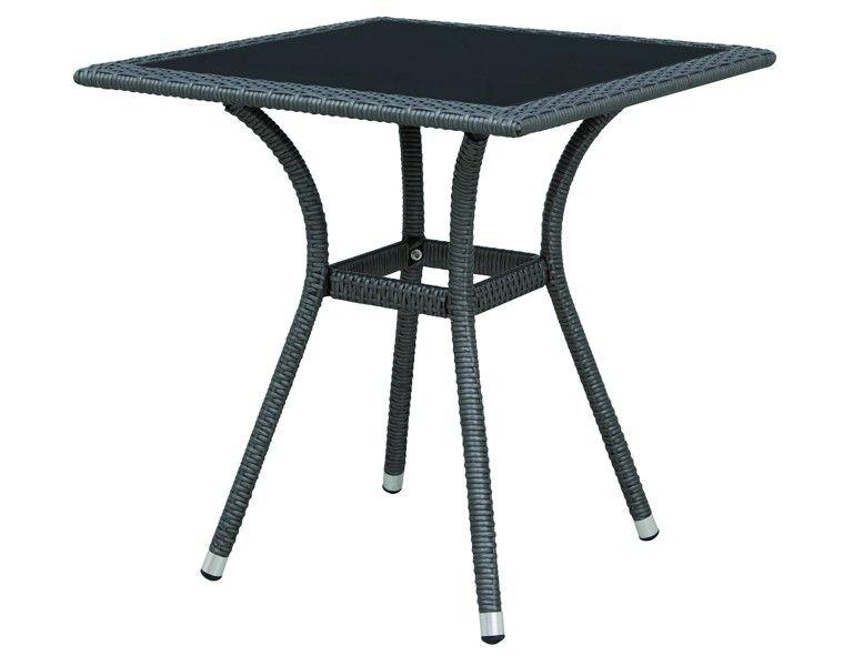 Siena Garden Wien Tisch 70x70 Titan Tisch 70x70 Gartentisch Tisch