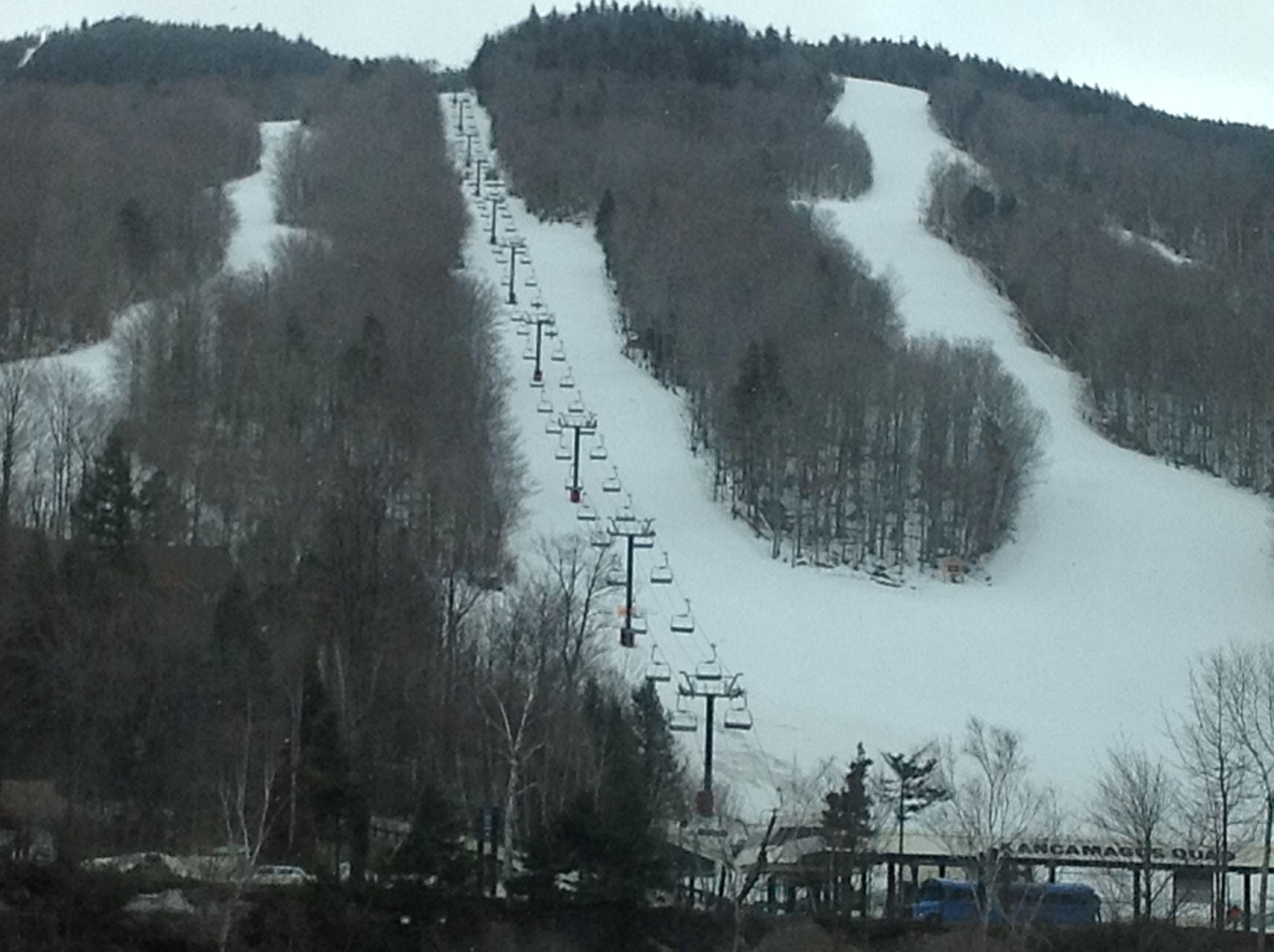Loon Mountain April Skiing In Nh Ski Trip Loon Mountain Skiing