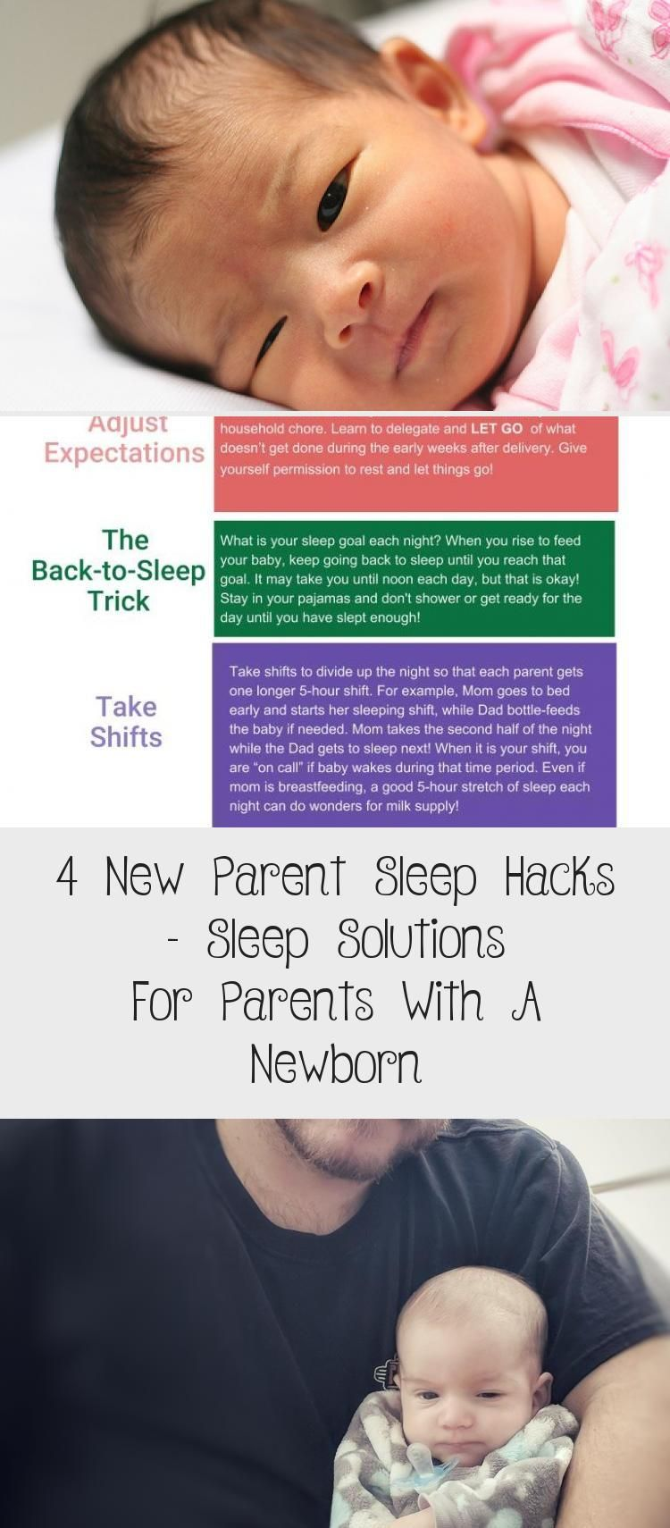 4 New Parent Sleep Hacks Sleep Solutions For Parents With A