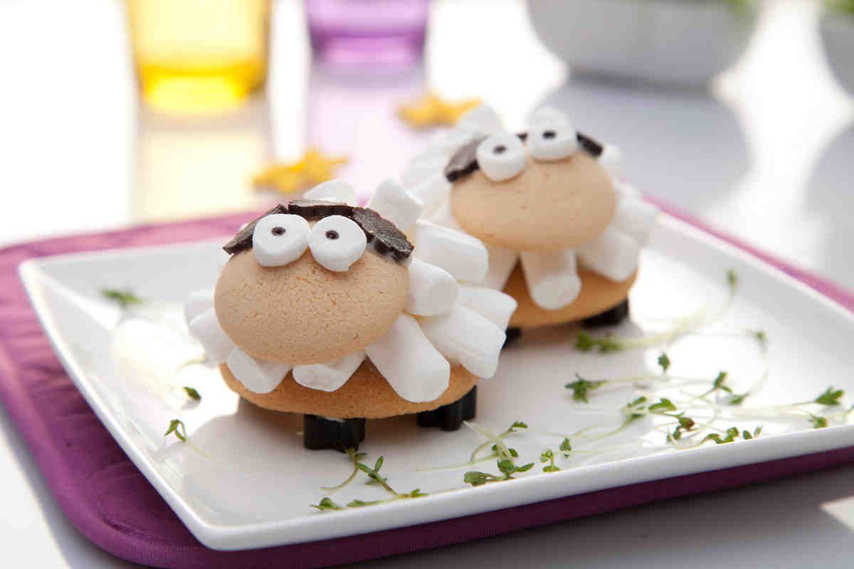 Baranki Z Pianki Recipe Desserts Food Cake