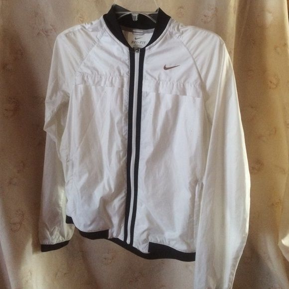Nike Running Dri-fit jacket Great condition, reflective swoosh Nike Jackets & Coats