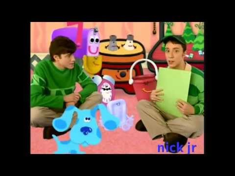 Blues Clues Steve Goes To College Because Were Really Smart