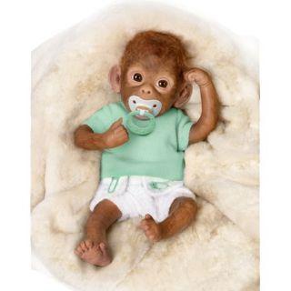 silicone monkey dolls - Google Search