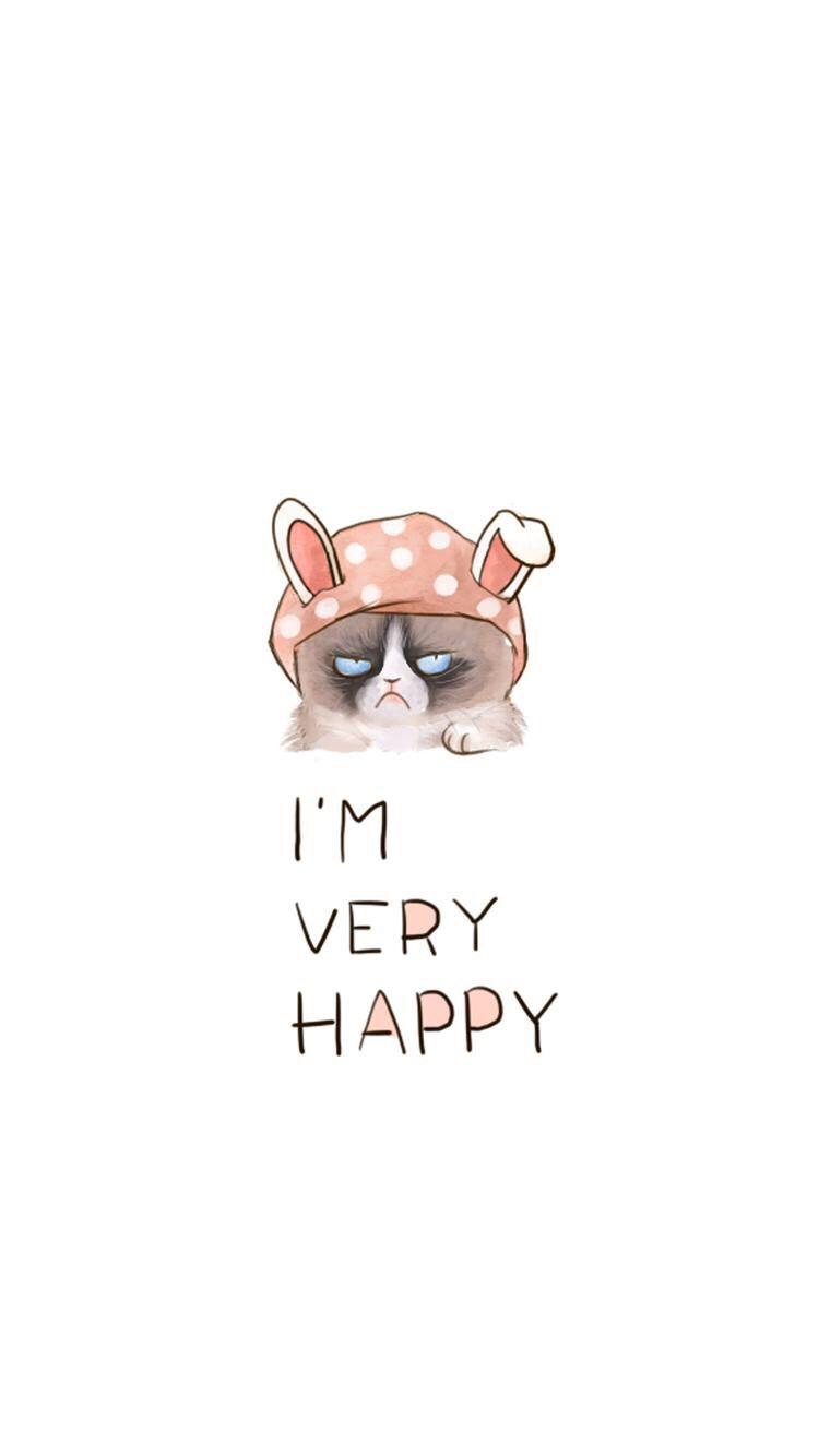 Im Very Happy Wallpaper