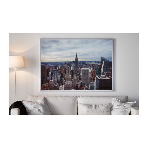 vilshult picture ikea motif created by joseph eta mounted picture ready to hang. Black Bedroom Furniture Sets. Home Design Ideas