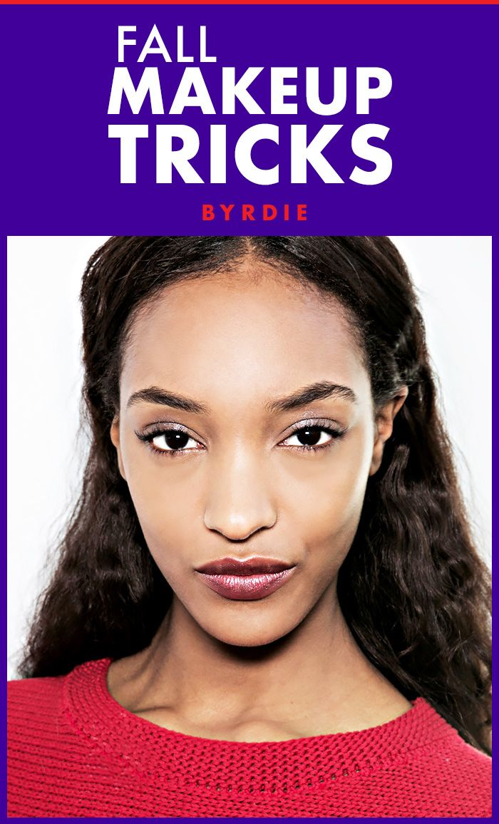 How to match your makeup to your new fall hair color // #Hair #Makeup #Tips