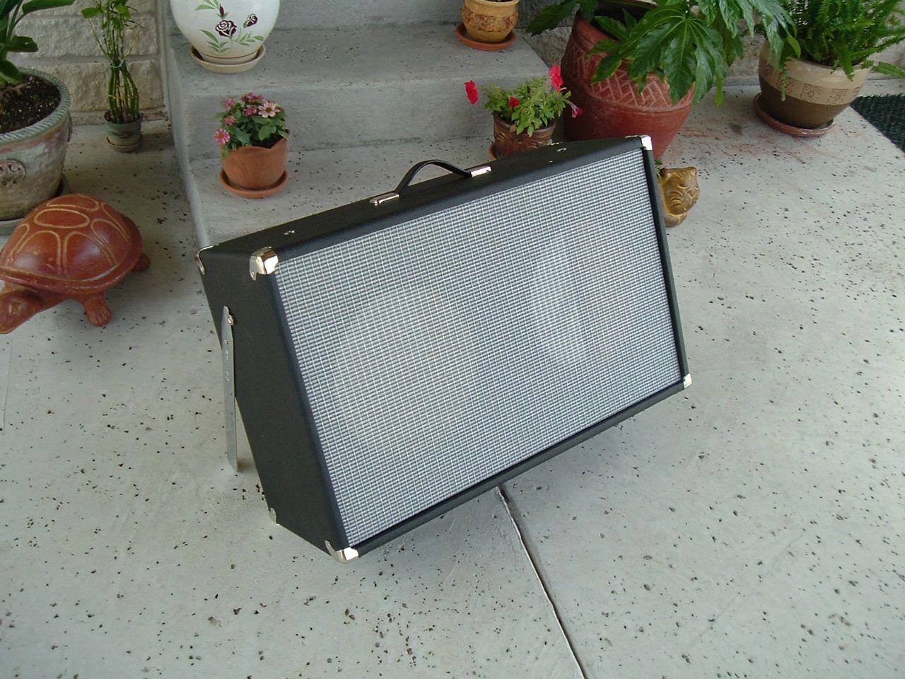 vintage fender 1968 Replacement Amplifier Cabinets Bassman Bottom ...