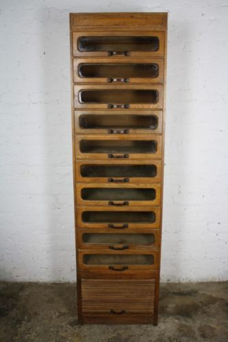haberdashery drawers
