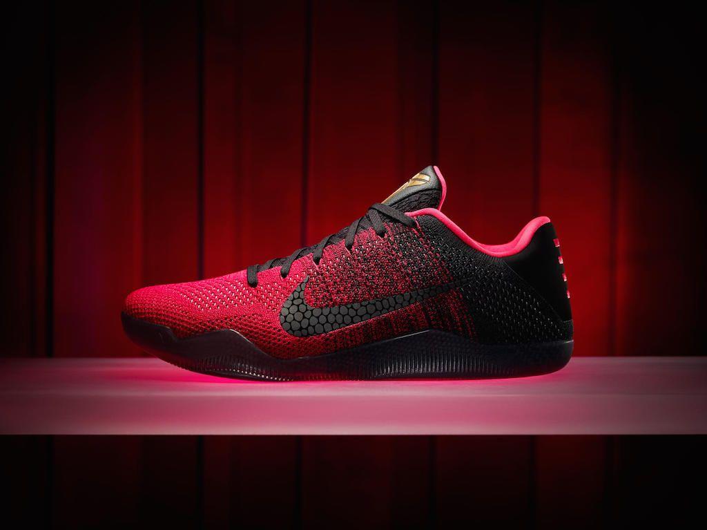 brand new 52129 b6b10 Chaussures De Basket · NIKE PRÉSENTE LA KOBE XI, DERNIÈRE SIGNATURE DU LÉGENDAIRE  KOBE BRYANT