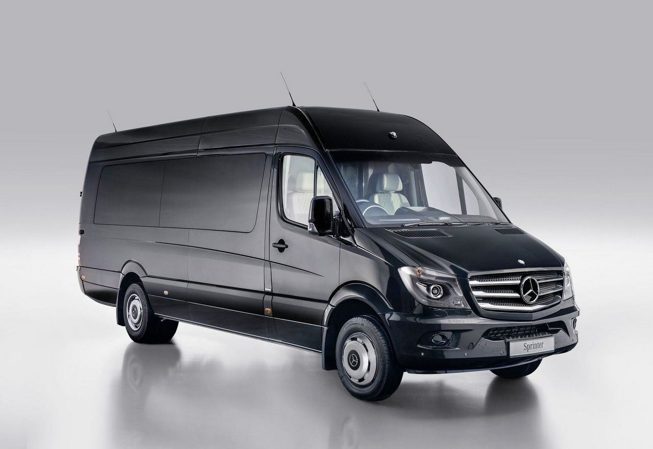 2018 Mercedes Sprinter Changes Van Redesign Specs Release Date And Price