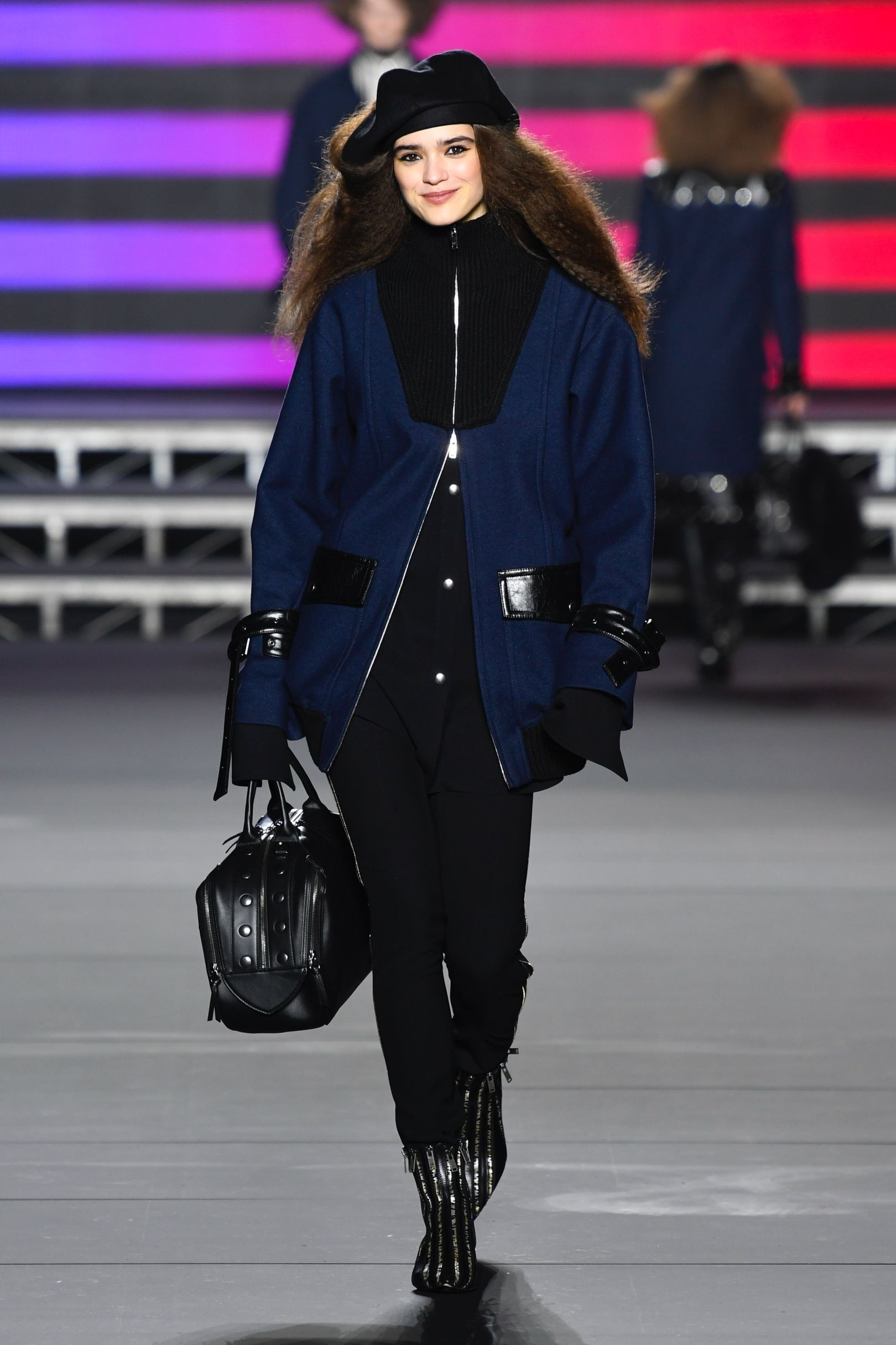 dc114901cc8 Sonia Rykiel, Vogue Paris, Fall Winter Outfits, Fall 2018, Catwalk  Collection,