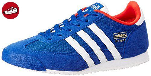 Sneakers Kinder collegiaal Adidas Dragon Unisex Royalftwr Blau White Originals zIxqUwtqv