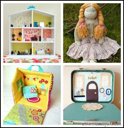 50 Homemade Toys For Kids Dolls Handmade Toys Diy Toys Kids