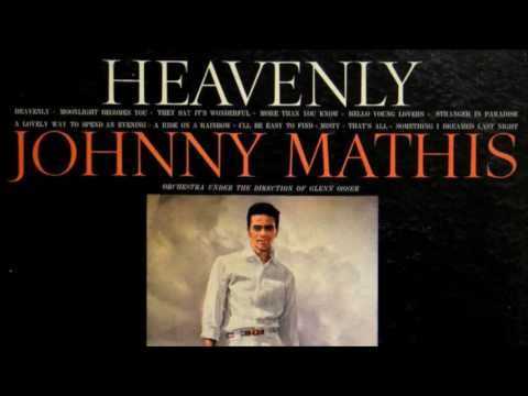 Johnny Mathis: When Sunny Gets Blue (Composed by Segal ... |Johnny Mathis Greatest Hits Youtube