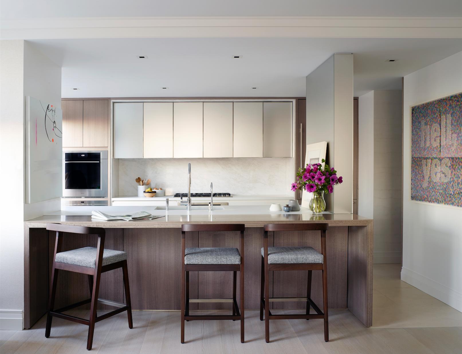 Upper East Side Residence GRADE New York Kitchen