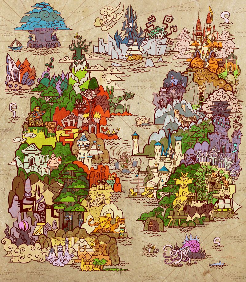 this is a update version of the WoW game map with my style add some