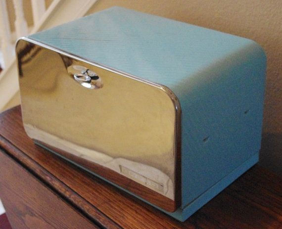 Custom Listing For Erica W Only Vintage Bread Boxes Bread