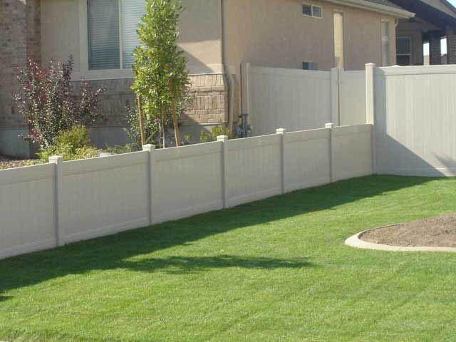 Vinyl Fence Styles Fence Styles Vinyl Fence Pvc Fence