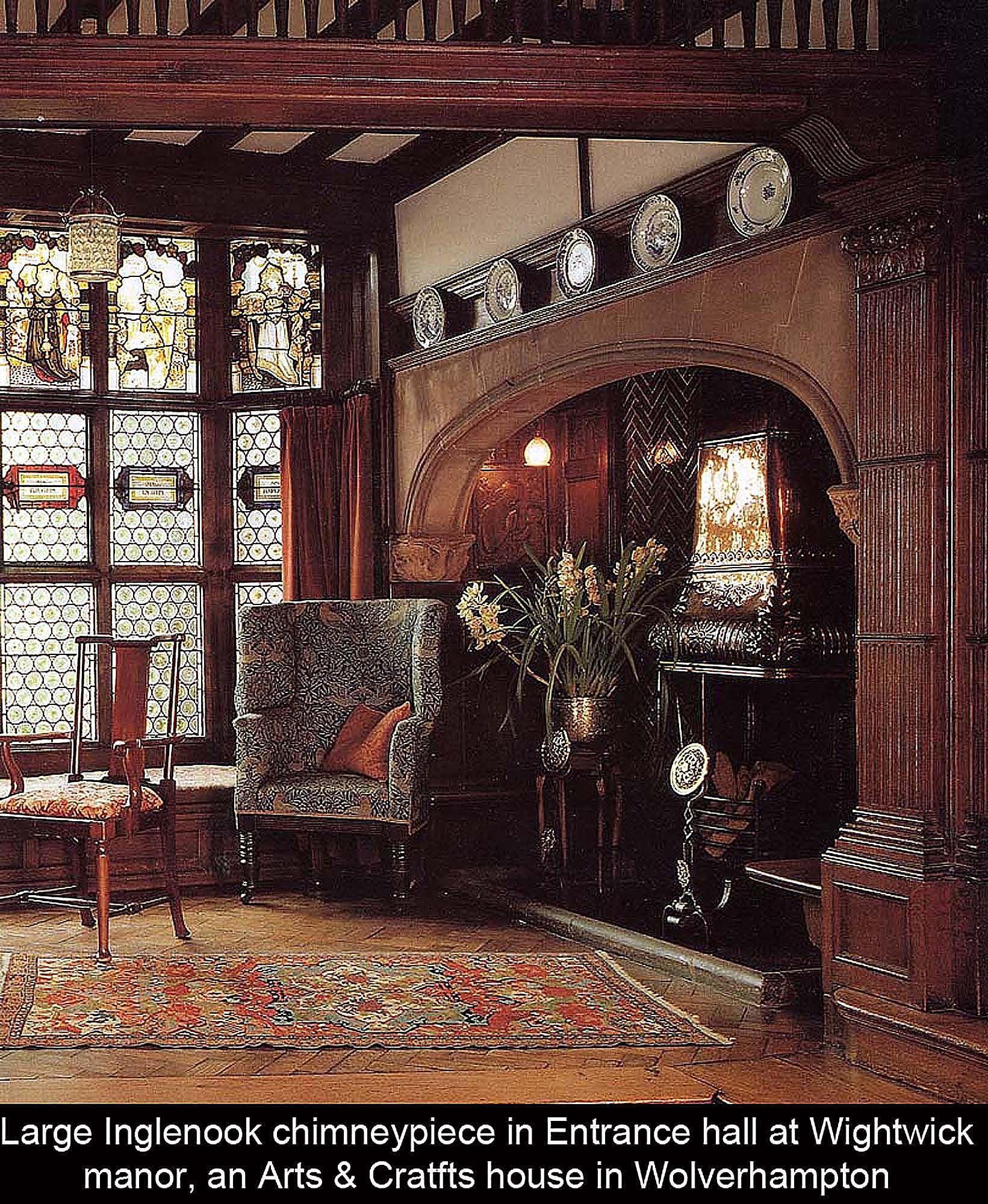 medieval inglenook fireplaces limestone tudor renaissance